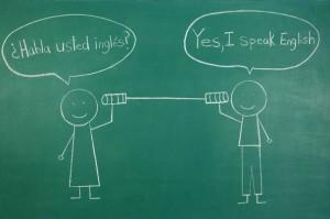¿Resulta difícil aprender inglés?