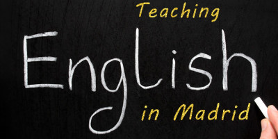 Teaching English-Aprender ingles in Madrid