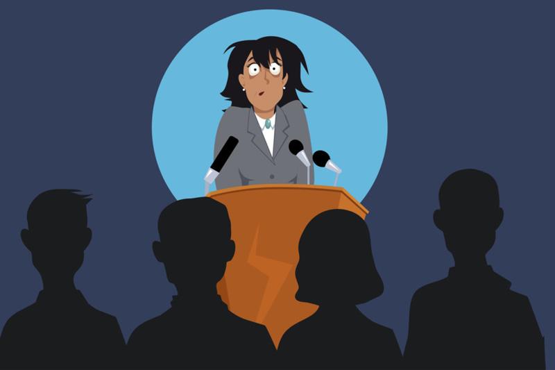 Glosofobia - Miedo a hablar en público