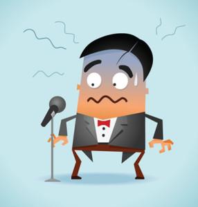 hablar en publico - miedo
